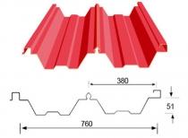 HDP高耐候彩板